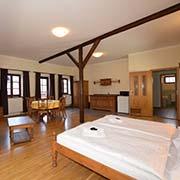 Zámecké apartmá č. 19 - ubytování Český Krumlov