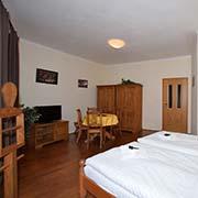 Zámecké apartmá č. 6 - ubytování Český Krumlov
