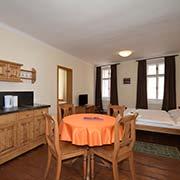 Zámecké apartmá č. 7 - ubytování Český Krumlov