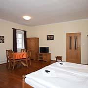 Zámecké apartmá č. 8 - ubytování Český Krumlov