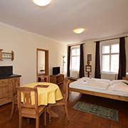 Zámecké apartmá č. 9 - ubytování Český Krumlov