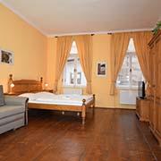 Zámecké apartmá č. 10 - ubytování Český Krumlov