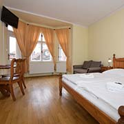 Zámecké apartmá č. 15 - ubytování Český Krumlov