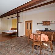 Apartment no. 17 - accommodation Český Krumlov