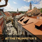 Pension At the Trumpeter´s - Unterkunft Cesky Krumlov