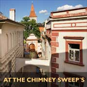 Pension At the Chimney Sweep´s - Unterkunft Cesky Krumlov